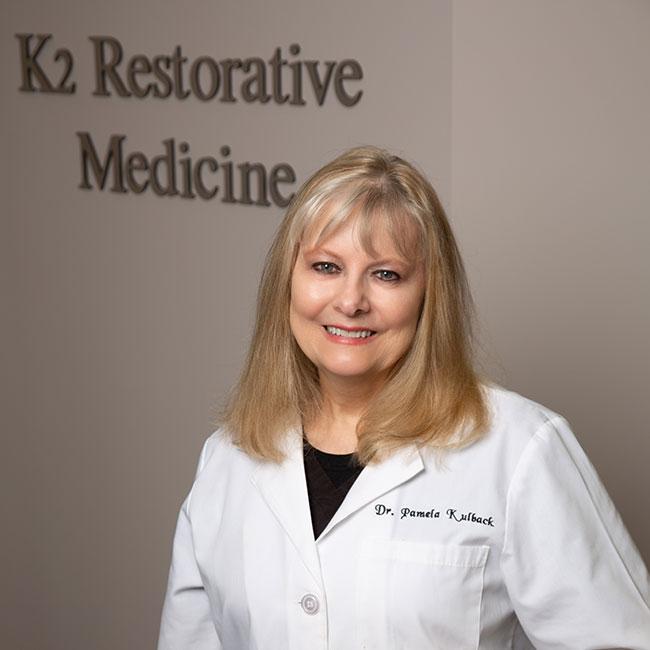 Dr. Pamela Kulback - K2 Restorative Medicine Birmingham, AL - K2 Restorative Medicine