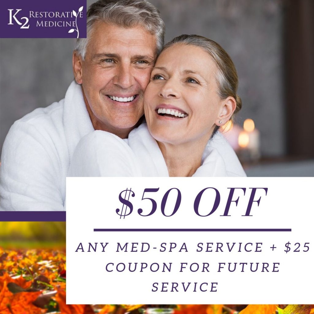 2019 Fall Beauty Specials - Beautiful Fall images for Aesthetic Specials with Dr. Pam Kulback in Birmingham Alabama