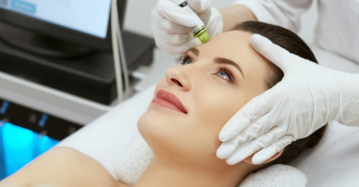 The HydraFacial- Face Treatment offered at K2 Restorative Medicine in Trussville Alabama (2)