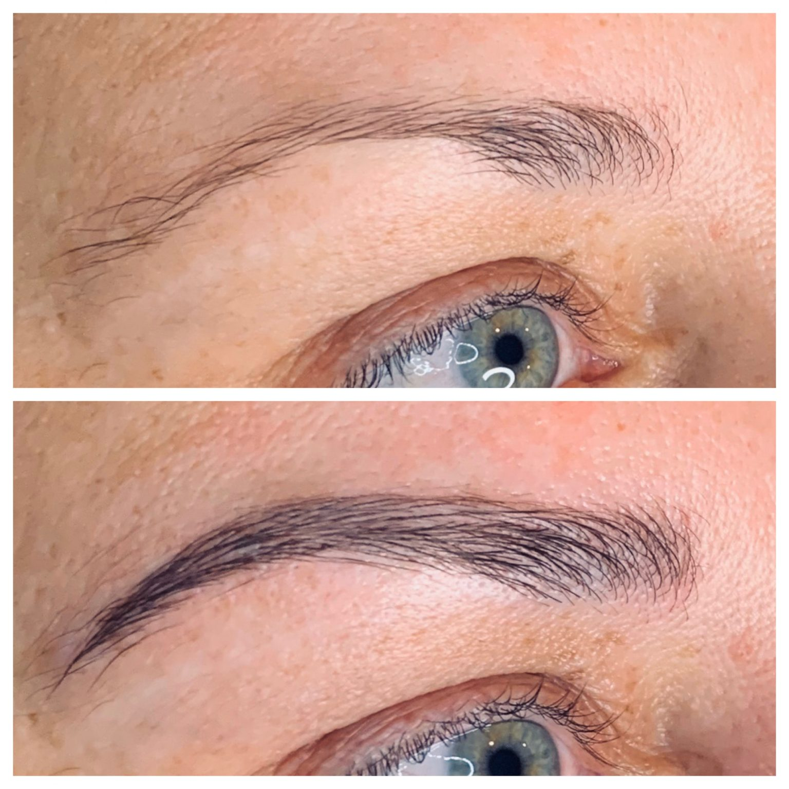 Microblading by Tina K Nether