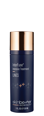 Rejuvenate InterFuse® Intensive Treatment 30ML LINES NEW - Larger Size! A no-needle, hyaluronic acid solution that improves the appearance of lines and wrinkles.