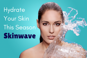 Wave Hell to beautiful Skin With our Skinwave Aqua-Facial